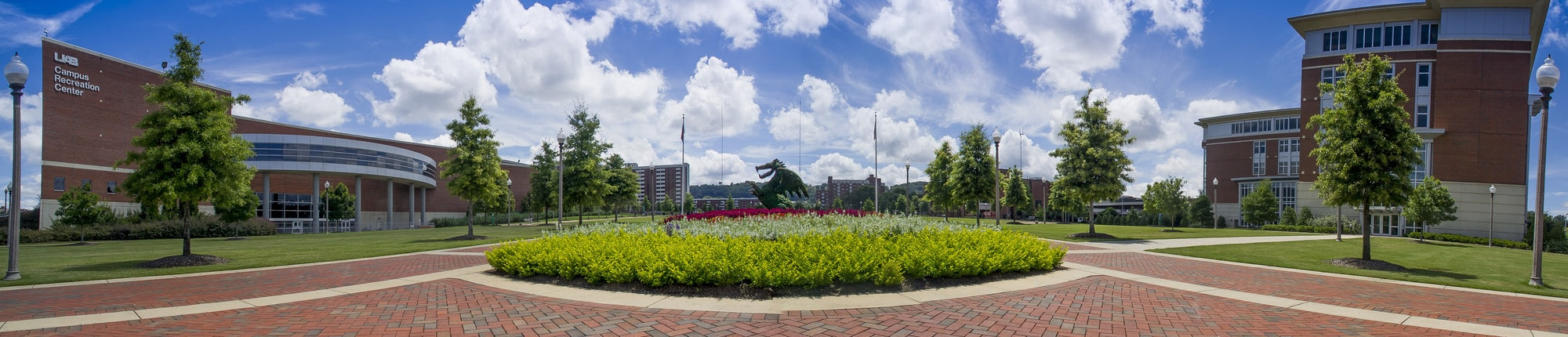 uab campus green