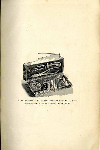 UAB - Alabama Museum of the Health Sciences - Feick Bros  Catalogue