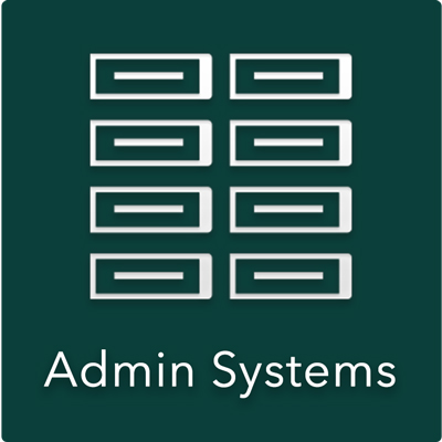 Admin Systems