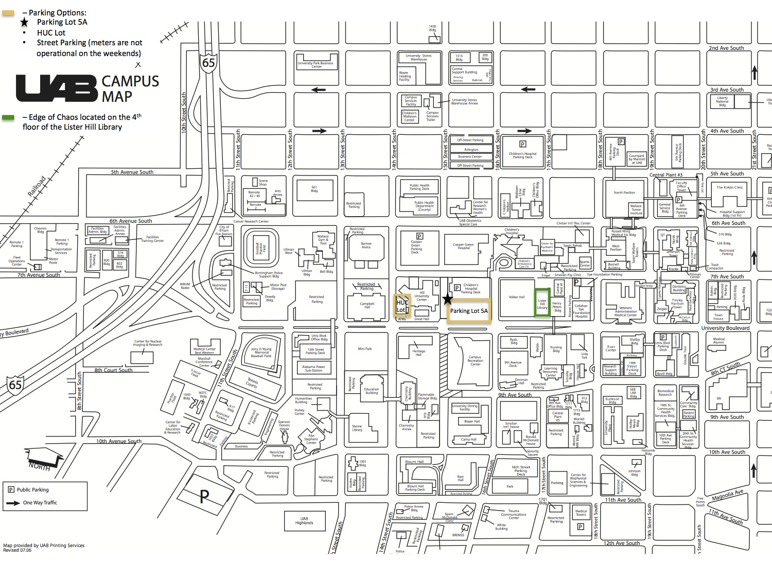 Directions - in Bee   UAB on samford university parking map, uab highlands map, auburn university parking map, university hospital campus map, uab north pavilion map, alabama colleges and universities map, uab map.pdf, alabama campus map, uab campus green, uab medical center map, uab hospital birmingham map, uab parking lots, uab student parking, alabama parking map, uab interactive campus map, uab school map, uab campus dining map, uab parking deck map, uab building map,