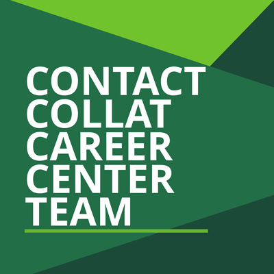 Contact Collat Career Center