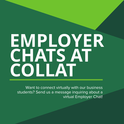 Employer Chats at Collat