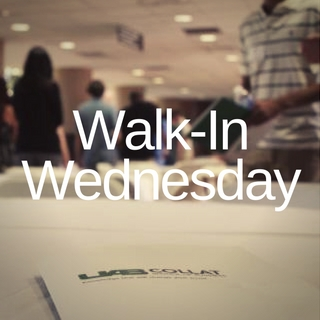 WalkInWednesday 2016
