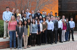 2015 Cohort of Collat Business Honors Program