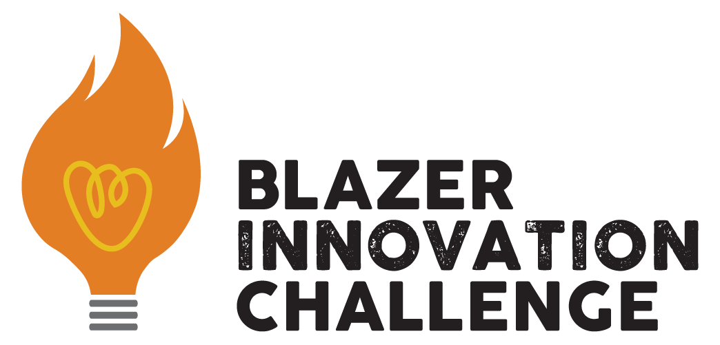 Blazer Innovation Challenge logo
