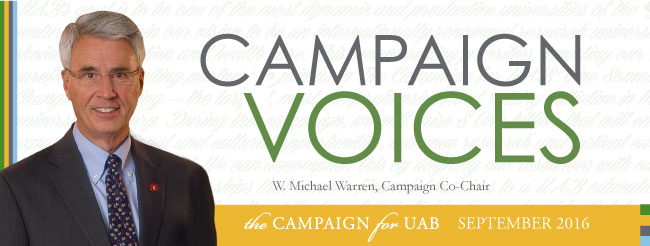 Campaign Mike Warren