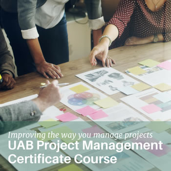 UAB Project Management Certificate Course