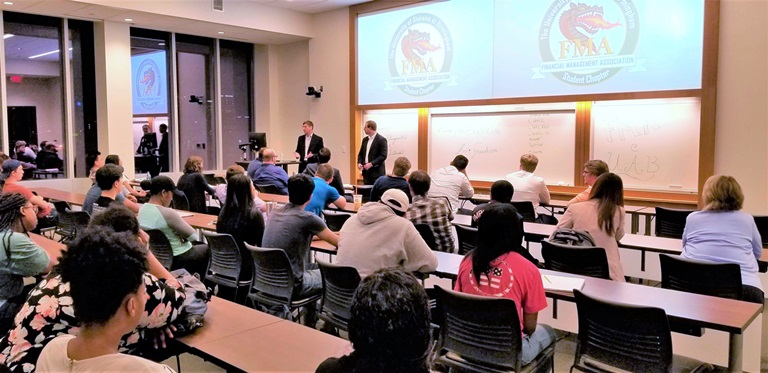 UAB - Collat School of Business - High Growth in Numbers
