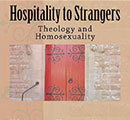 Part of the cover of Hospitality to Strangers.
