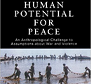 Detail from the cover of The Human Potential for Peace.