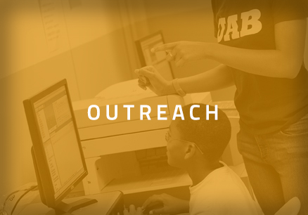 Click here to learn about our community outreach.