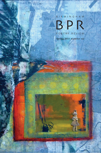 Cover of BPR 2015, number 42.