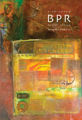 Cover of BPR number 41.