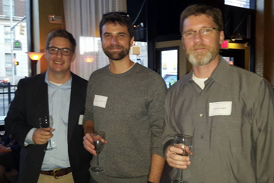 2016 Alumni Networking Reception