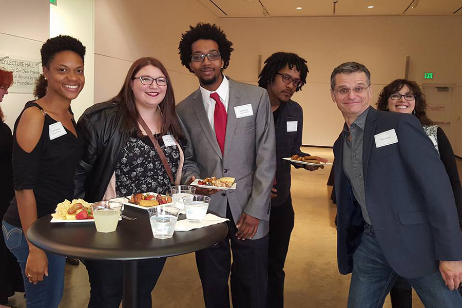 Theatre Alumni Reception 2016