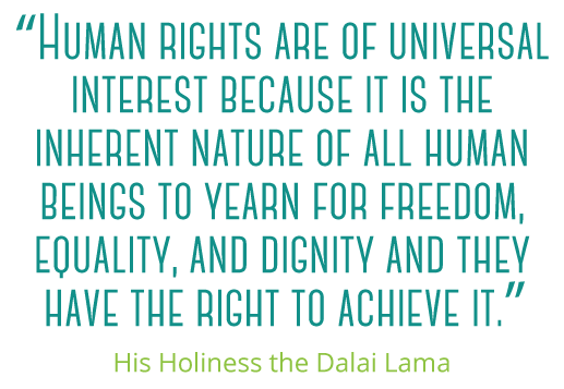 are there universal human rights Core issues in ethics are there universal ethics, universal human rights like freedom of speech or is it all subjective personal ethics then, the ethics of care.