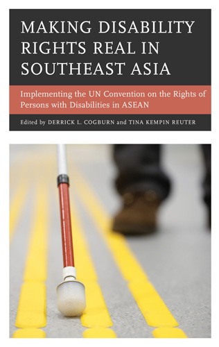 "Cover of ""Making Disability Rights Real in South East Asia."""