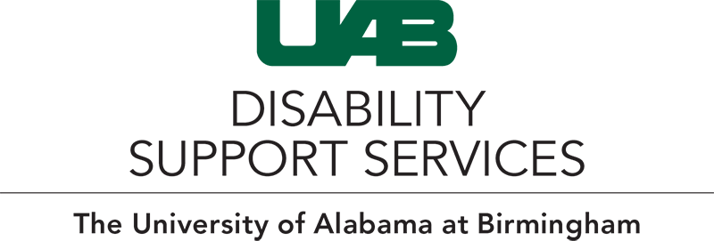 UAB Disability Support Services