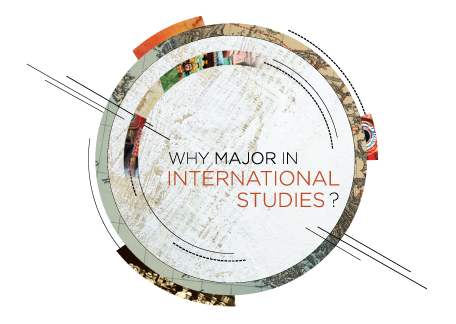 Why major in International Studies?