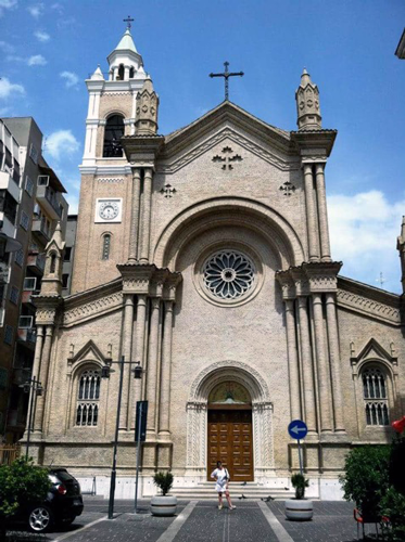 An Italian church.