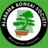 Alabama Bonsai Society logo (a bonsai tree over the state).