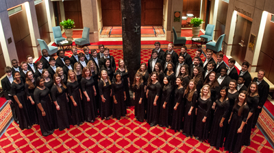 UAB Concert Choir.