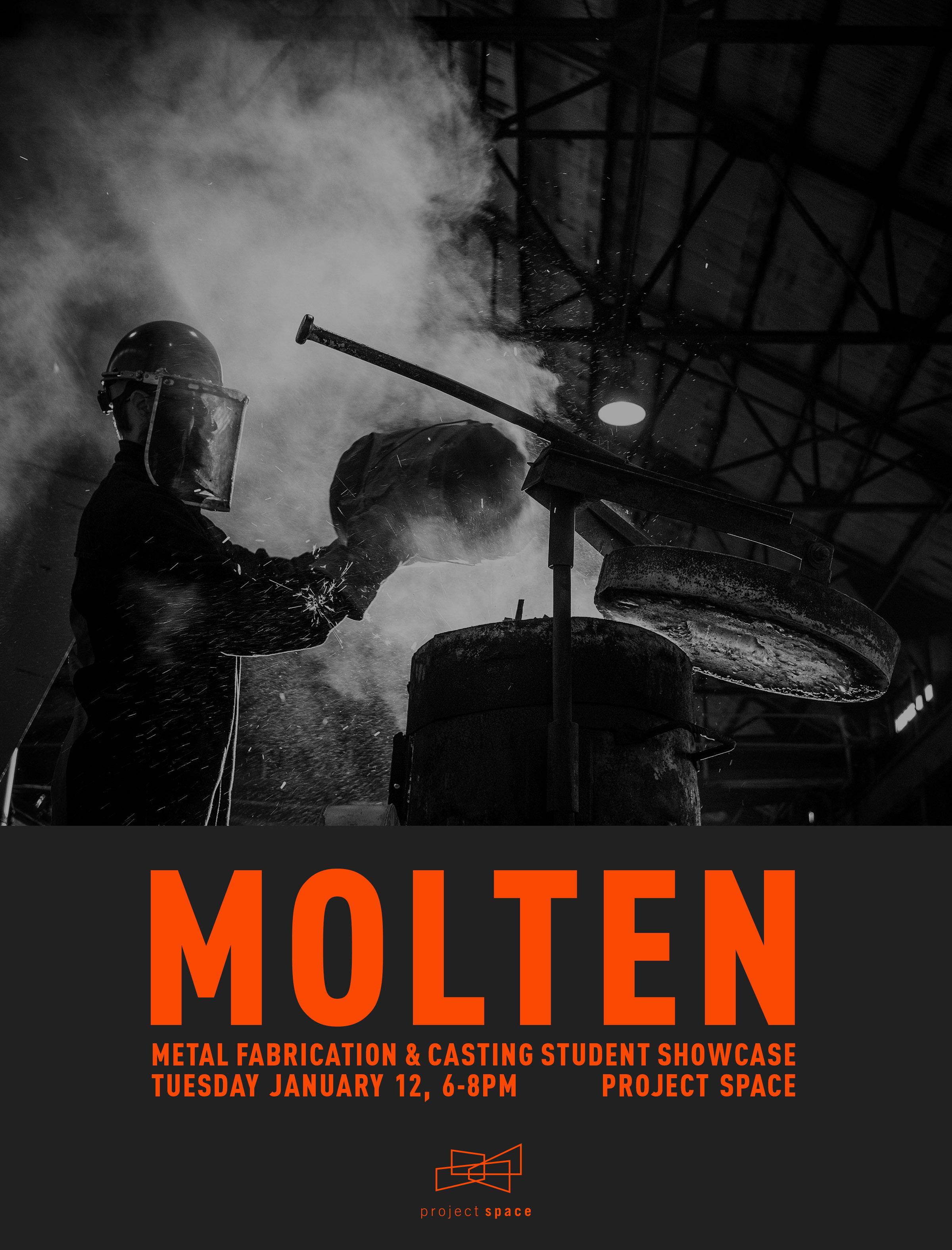Molten poster