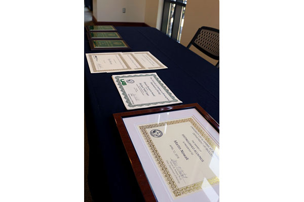 Spring 2018 Awards Ceremony