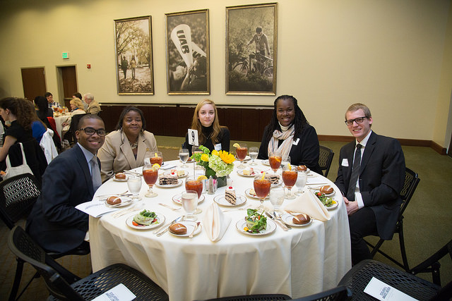 CAS Scholarship Luncheon 2015