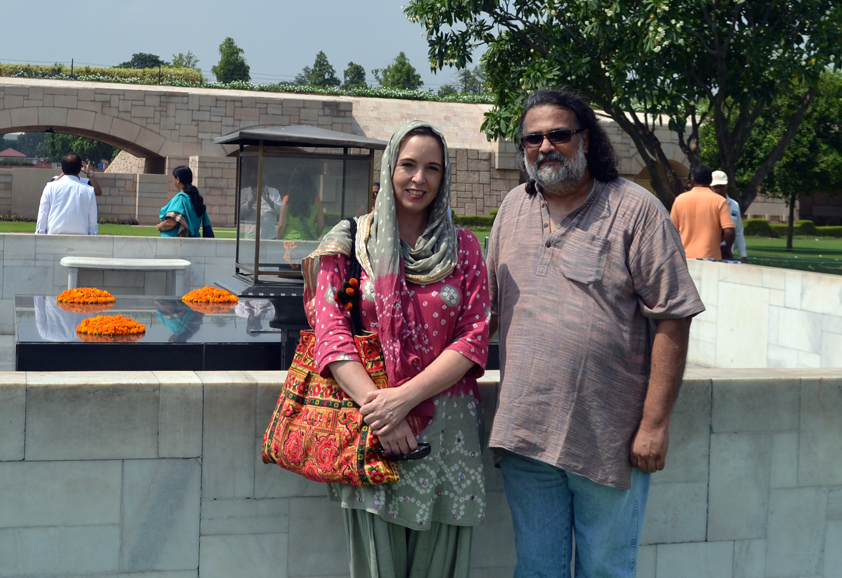 Cathleen Cummings and Tushar Gandhi