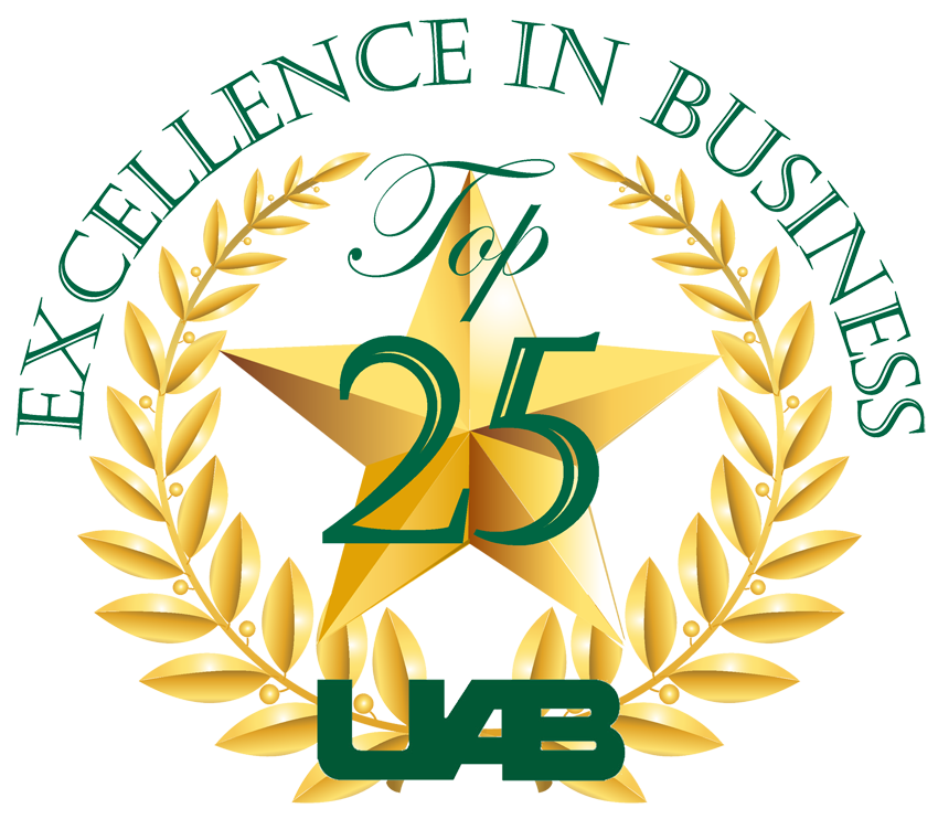 UAB Excellence in Business Top 25