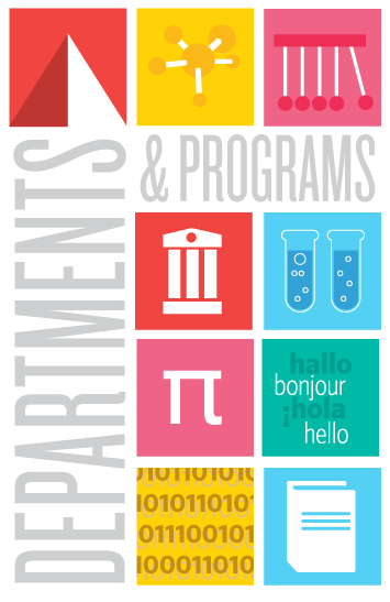 departments programs