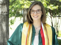 UAB alumna recognized by National Spanish Honor Society
