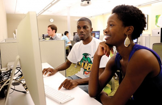 UAB's Digital Media Commons
