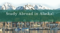 Study abroad: Alaska, marine biology, and writing about the natural world