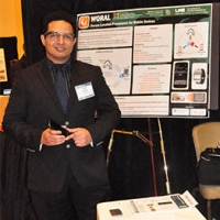 UAB Will Showcase New Way to Secure Mobile Devices at DHS Conference