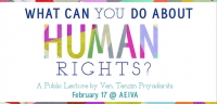 What Can You Do About Human Rights?