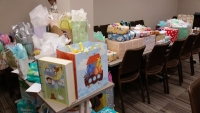 UAB Social Work Students Partner to Organize Baby Shower for Family in Need