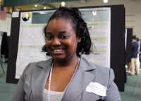 African American Studies Students at the UAB Undergraduate Expo