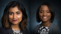 Undergraduate Neuroscience and Psychology Students Honored as Outstanding Women for 2017
