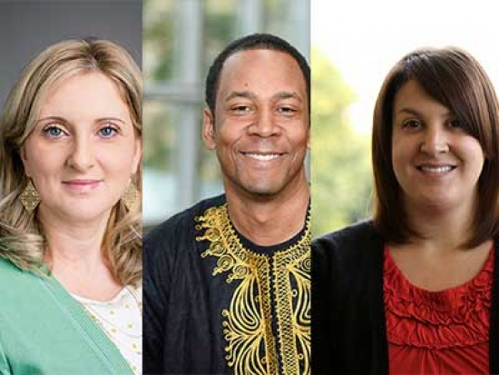 2019 Winners of College of Arts and Sciences Dean's Awards for Excellence in Teaching Announced