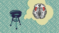 Barbecue and Brain Cells: Training the Brain to Fight Obesity
