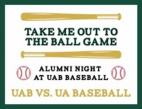 Alumni Night at UAB Baseball
