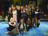 Theatre Students Recognized at Regional Festival