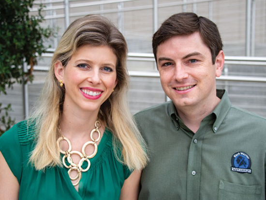 Why I Give: Elizabeth and Charlie Scribner