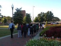 UAB's Walking Bus Initiative Published in Journal