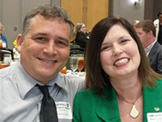 Employees recognized at 2018 UAB Service Awards