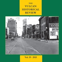 Vulcan Historical Review Wins Award