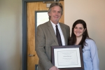 Students, Faculty Recognized at Justice Sciences Honors and Awards Luncheon