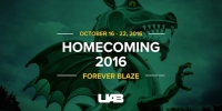 Homecoming Week – October 16-22